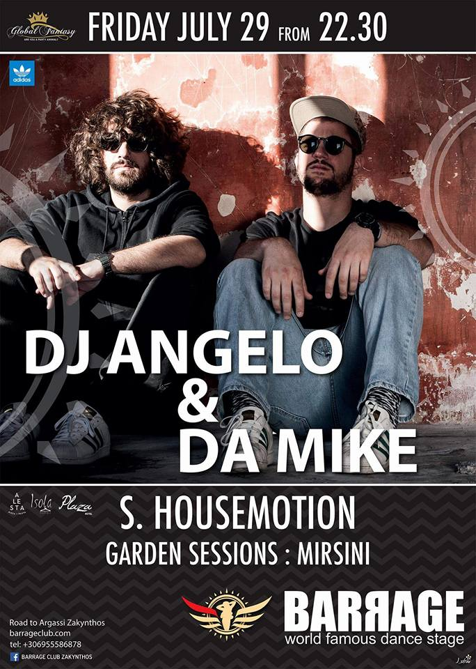 Dj Angelo & DA Mike